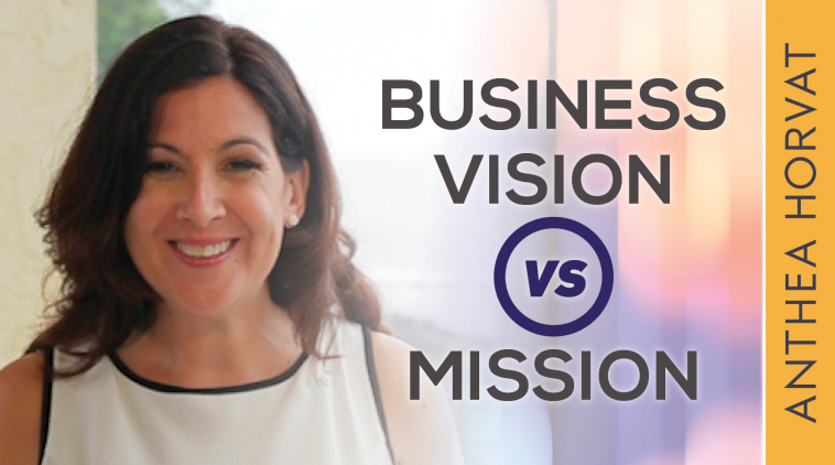 What is The Difference Between a Vision and a Mission